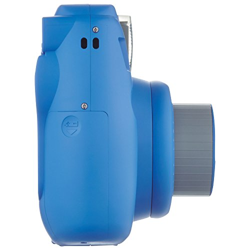 Fuji Camera Blue Carry Case AA Charger + Film
