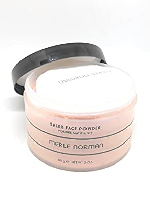 Merle Norman - Sheer Face Powder - Finishing Powder - Provides a matte Finish