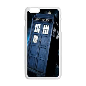 Happy Doctor who Phone Case for Iphone 6 Plus