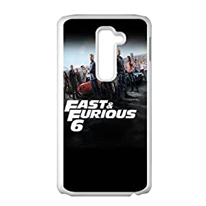 LG G2 Cell Phone Case White Fast And Furious 6 Cast OJ567240