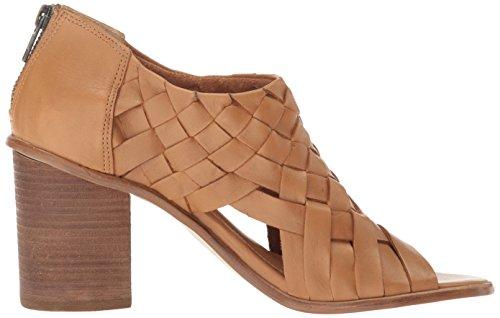 Corso Como Womens Salem Fotled Bootie Kamel Borstat Läder