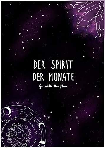 Der Spirit der Monate - Spiritueller Wandkalender