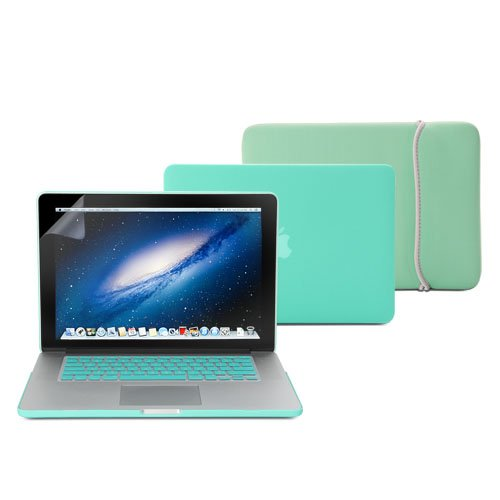 Rubberized GMYLE Turquoise Protective Protector