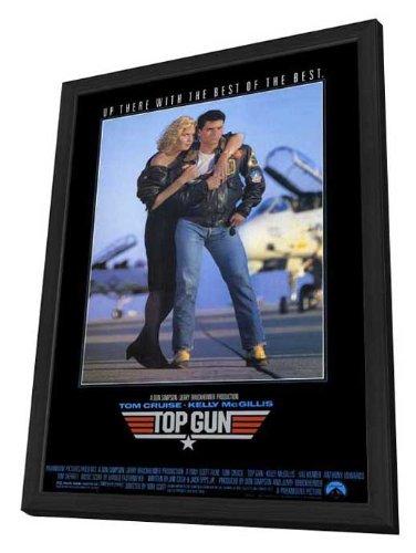 Top Gun - 27 x 40 Framed Movie Poster