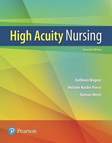 High-Acuity Nursing (7th Edition)