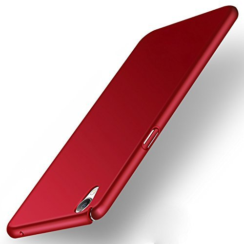 competitive price 4c9fc da1a4 DeV 4 Plus Cut Style Back Cover Case For Oppo A37 - Red