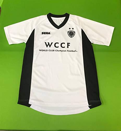 WCCFアーケード筐体 ディスプレイ用 サッカー 半袖シャツ サイズM