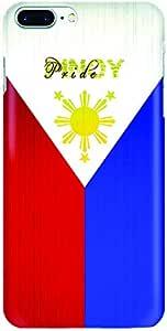 حافظة Stylizedd لهاتف ابل ايفون 8 بلس نحيف - Pinoy Pride