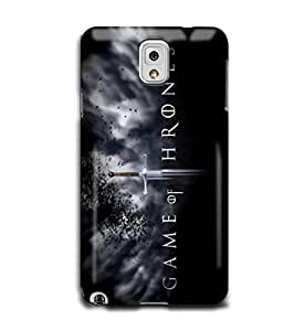 ka ka case Custom Design A Song Of Ice And Fire : Game of Thrones Case Cover for Samsung Galaxy Note 3 N9000 2015 Hot New Style