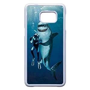 Designed Samsung Galaxy S6 Edge Plus With Tiger shark phone cases