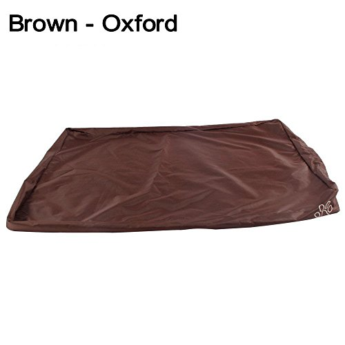 Zipper Cover for Pet Dog Bed Cover Mat Cushion Removable Wat