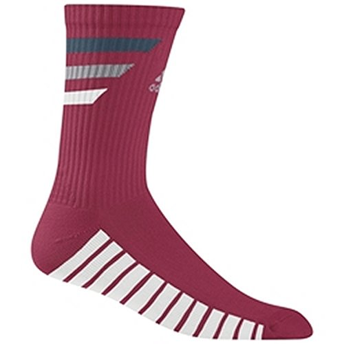 adidas Men's Single Golf Stripe Crew Sock by adidas