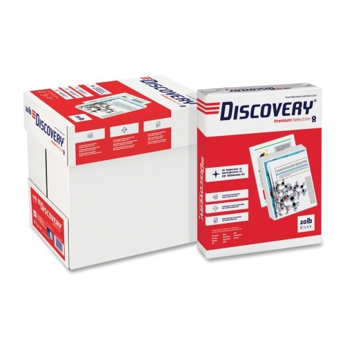 Discovery Multipurpose Paper , Bright White