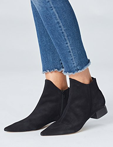 Ark Find Mujer black Negro Botas Yvvqwd