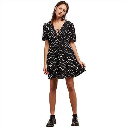 - Volcom Junior's April March Modern Fit Tee Dress