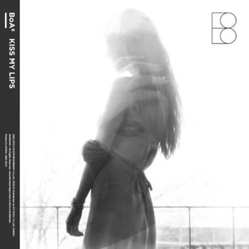 BOA - [ KISS MY LIPS ] 8th Album CD Packages K-POP Sealed