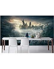 Harry Potter Behang, Castle Tapestry Photo, for De Decoratie Van De Woonkamer Slaapkamer