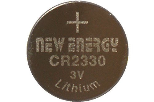 1000 X Cr2330 New Energy 3 Volt Lithium Coin Cell Batteries