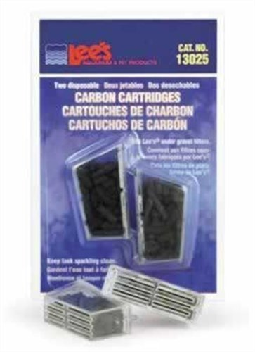 Lee's Carbon Cartridge, Disposable, 2-Pack ()