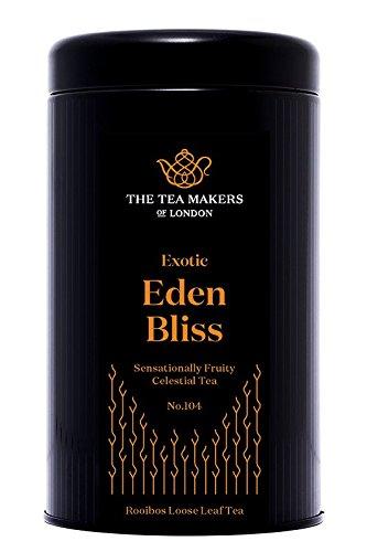 Eden Bliss Green Honeybush Blend Loose Leaf Tea 125g Caddy