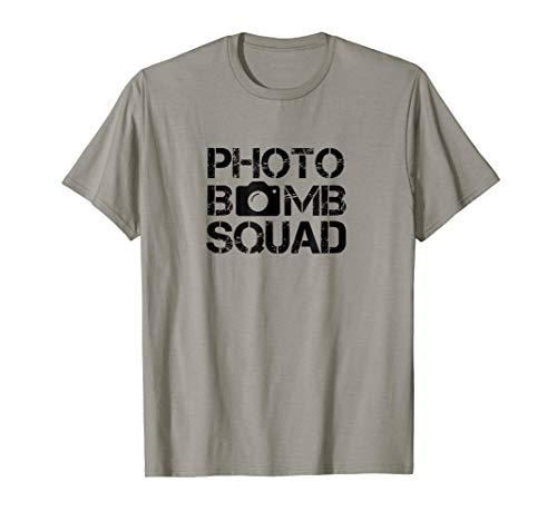 Photo Bomb Squad Tee for Halloween Costumes]()