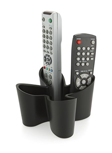 Cozy Remote Control Tidy Remote Holder and TV Remote Organizer (Black) Review