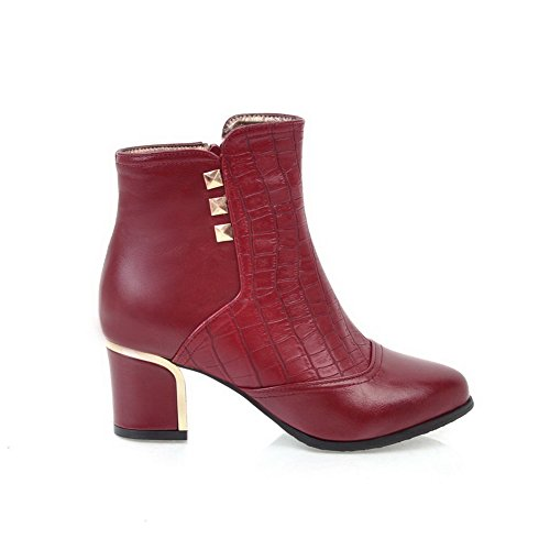 1TO9 1TO9Mns02568 - Sandalias con Cuña Mujer Red
