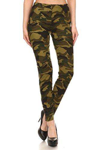 women camoflauge pants - 3