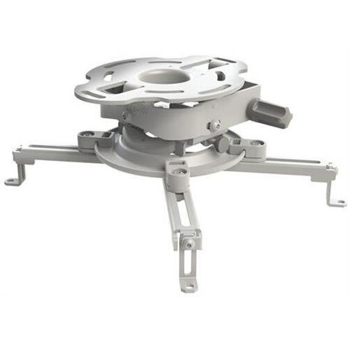 Peerless Industries Peerless-AV PRGS-UNV-W Ceiling Mount for Projector - 50 lb Load Capacity - White (Peerless IndustriesPRGS-UNV-W ) by Peerless