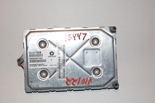 14 Dodge Caravan P05150778AB Computer Brain Engine Control ECU ECM EBX Module (Ecu Control Engine Module)