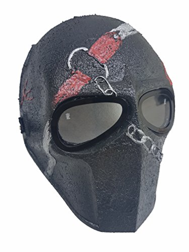 Invader King Belt Airsoft Mask Paintball Protective Gear Outdoor Sport Fancy Party Ghost Masks Cs War