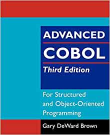 Structured COBOL: Fundamentals and style