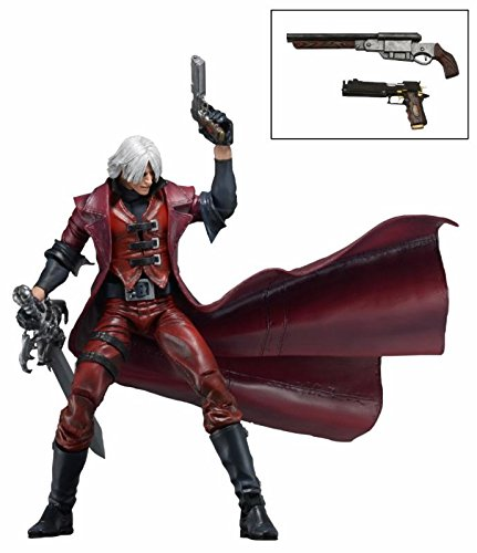 Devil May Cry 7 inches Action Figure Ultimate Dante