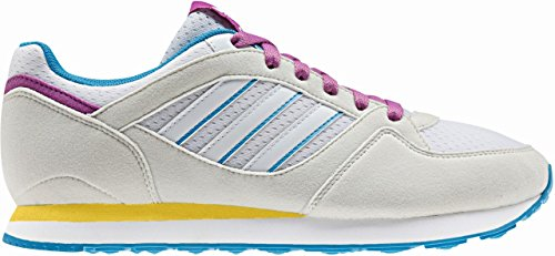 Adidas W Mode Beige Cuir Suede Sneakers 100 Femme Zx Chaussures rw7frq
