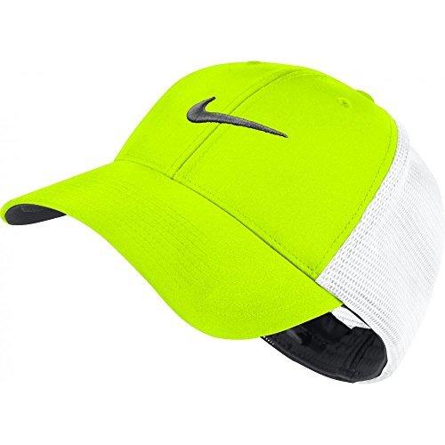 Nike Men S Legacy Tour Mesh Golf Hat Blue