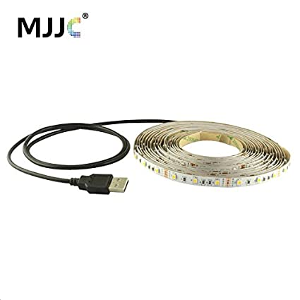 huge discount 12406 a5ca7 Buy Generic Warm White, 50CM : 5V USB LED Strip Light TV ...