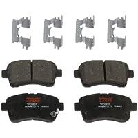 TRW TPC0937 Premium Ceramic Front Disc Brake Pad Set