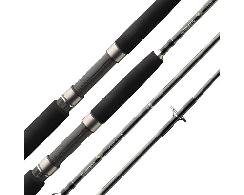 From usa shimano trevala tvs 66m spinning rod b001prhzeg for Fishing rods made in usa
