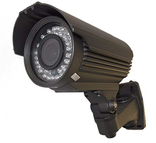 EVERTECH 800TVL High Resolution Camera CCTV Security Surveillance Bullet Camera 1/3