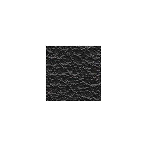 Pebble Grain Vinyl - MACs Auto Parts 49-61751 Roof Material - Black Pebble Grain Vinyl - Black - 49