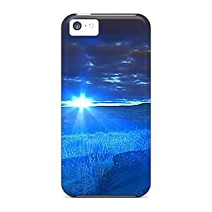 Plastic Iphone 6 plus (5.5) Back,Morning Refresh AtPC iphone Cases Covers For Iphone covers miao's Customization case