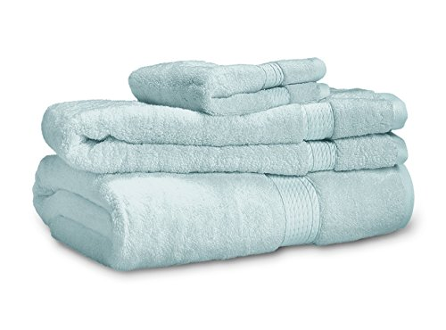 3 Piece Egyptian Cotton Towel ExceptionalSheets