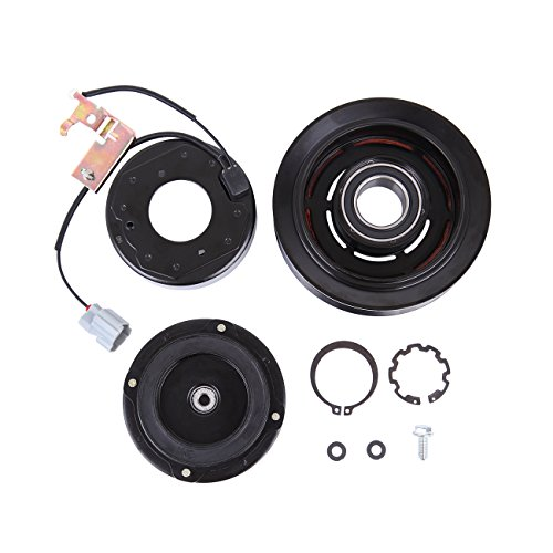 HH Limited Auto A/C AC Compressor Clutch Kit for Honda Element 2003-2011 Pulley Bearing Coil Plate