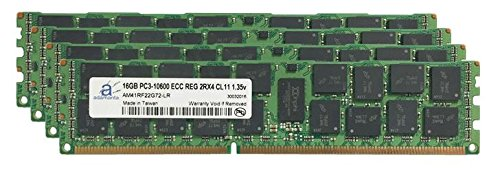 Adamanta 64GB (4x16GB) Server Memory Upgrade for HP Proli...