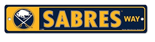 Buffalo Sabres Street Sign - WinCraft NHL Buffalo Sabres 4