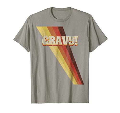 Vintage Gravy (Gravy! Seventies 70's T-Shirt Cool Vintage Retro Style)