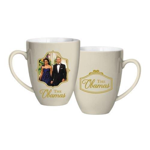 American African Mug (African American Expressions - The Obamas 2016 Mug (15 oz.) CHMUG-31)