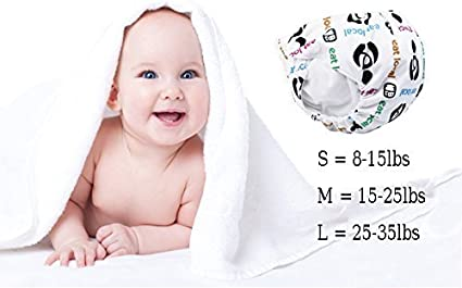 iZiv Newborn Organic with 1 Thick Insert Infant Waterproof Adjustable Reusable Washable Pocket Cloth Diaper Fit Babies 0-3 Years