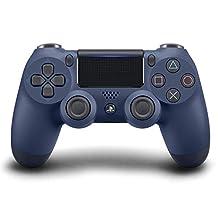 Control Inalámbrico DualShock 4 - Midnight Blue - PlayStation 4 Standard Edition