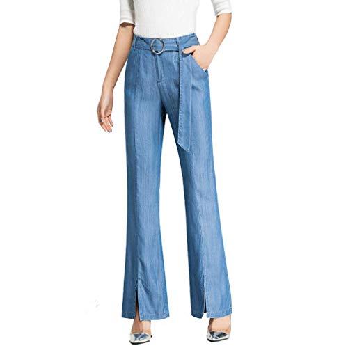 Pantalon Slim Flare RXF Pants Jeans Loose Femme Straight Bleu 5wtt1zqIcA